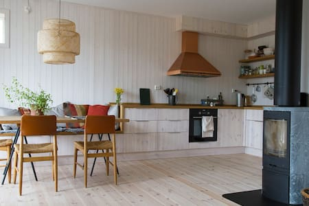 Apartment in an ecovillage - Hurdal