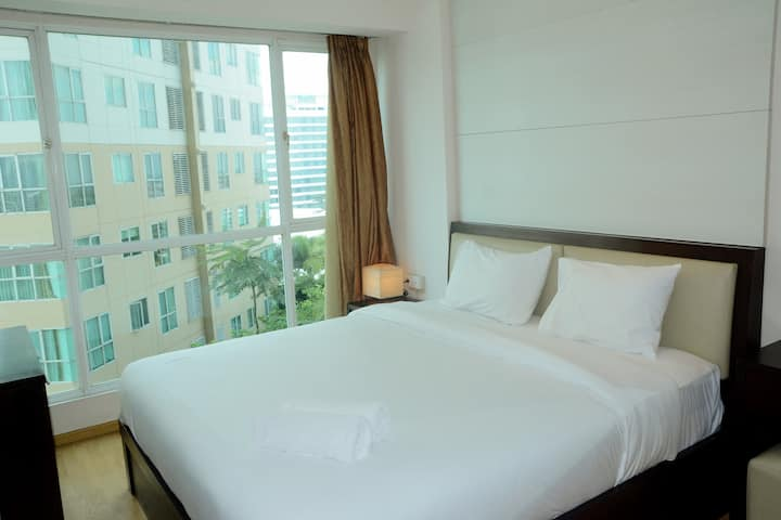 Exclusive 2BR Gandaria Heights Apartment near Mall
