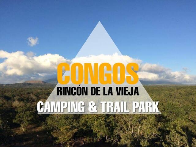 Camping Congos Rincón de la Vieja
