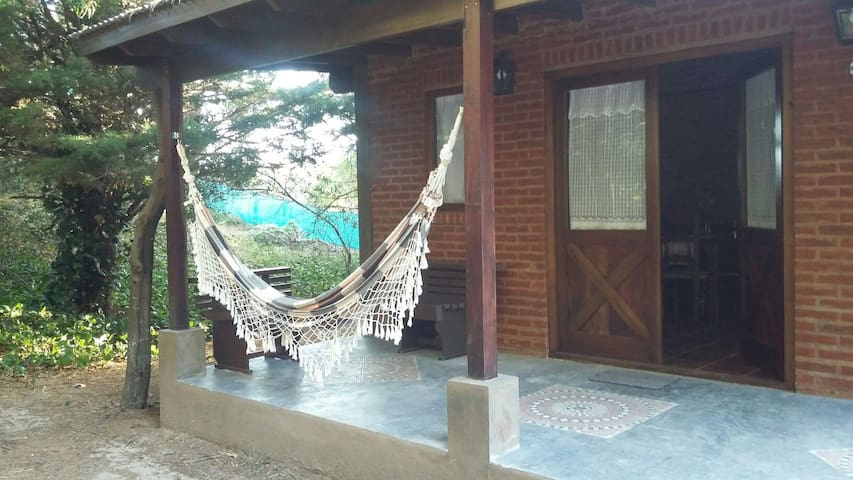 Nueva cabaña en el bosque cerca de Mar las Pampas - Mar de las Pampas - Bungalow