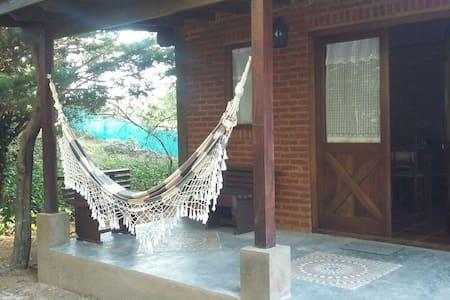 Nueva cabaña en el bosque cerca de Mar las Pampas - Mar de las Pampas