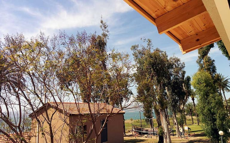 Lovely stay in the Galilee, Israel - Ein Gev - Talo