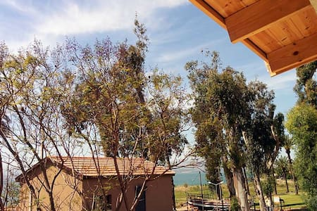 Lovely stay in the Galilee, Israel - Ein Gev