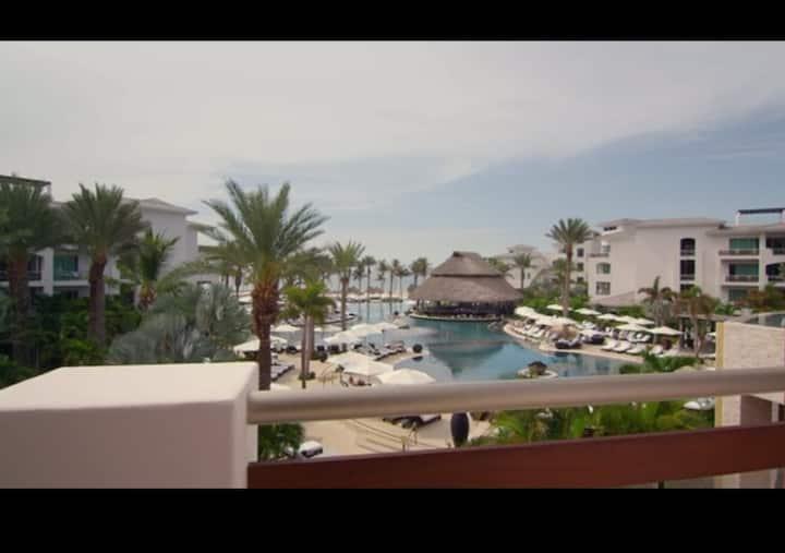 WHOLE CONDO- 2BDRM-2BA- 5 star Cabo Azul Resort