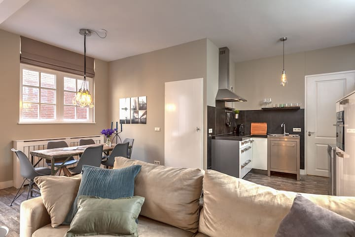 Amazing  apartment in the center of Bussum