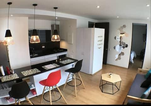 Cozy and Modern Studio
