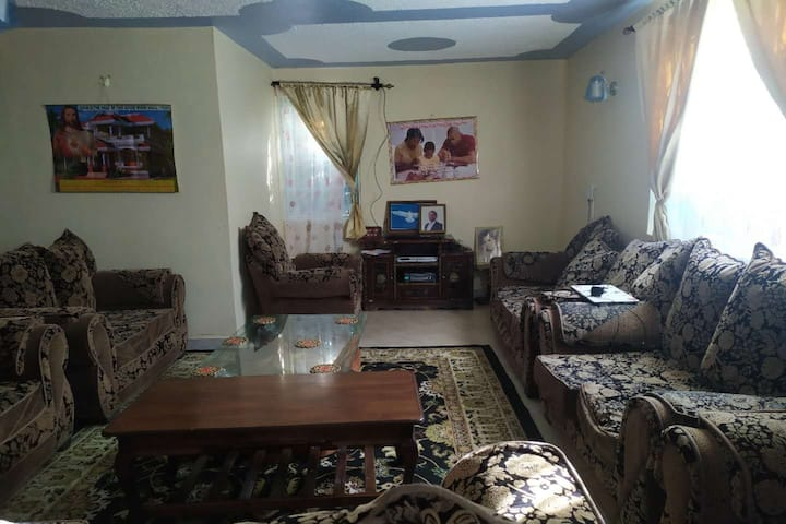 KITENGELA HOME WITH A DIFFERENCE