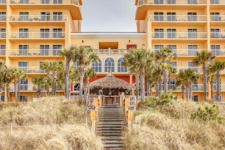 Best Beachfront Resort - Steps from Pier Park 1903