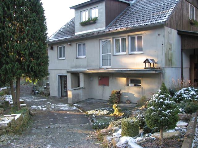 Apartmán u Milštejnu - Svor - Haus