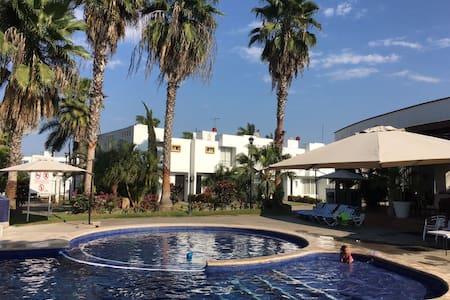 Habitación en hermoso fraccionamiento privado - Bahía de Banderas - House - 0
