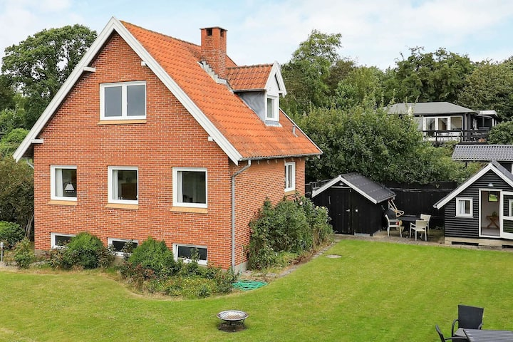 Gorgeous Holiday Home in Ebberup Near Sea