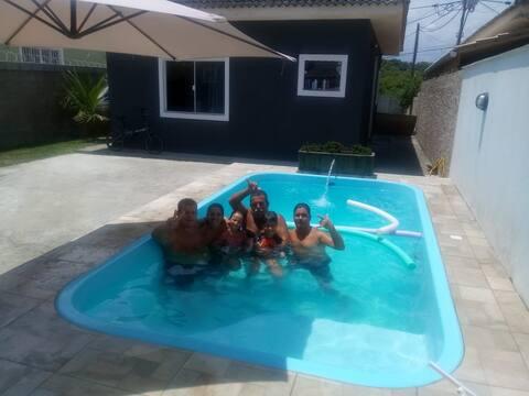 ItaipuaçuHouse! Casa completa na Orla de Itaipuaçu