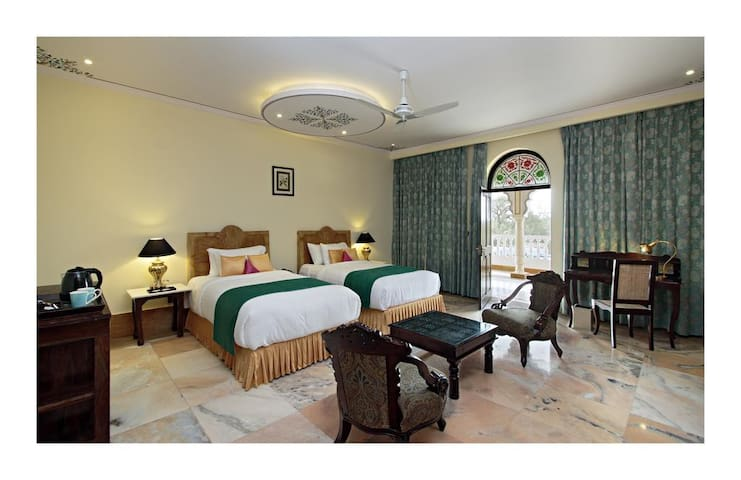 Superior room in Heritage property Amer jaipur