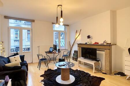 Beautiful appartment in the center of brussels