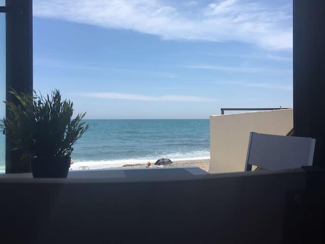 Amazing apartment at the beach - Benalmádena - Apartemen