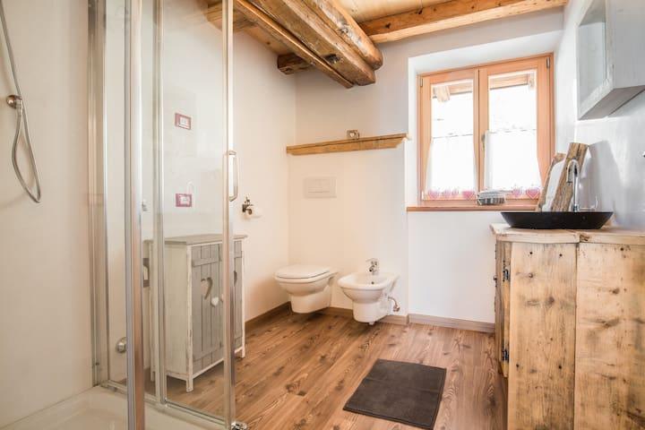 MASO DEL FIENO SANT ORSOLA TERME - Sant'Orsola Terme - Cabin