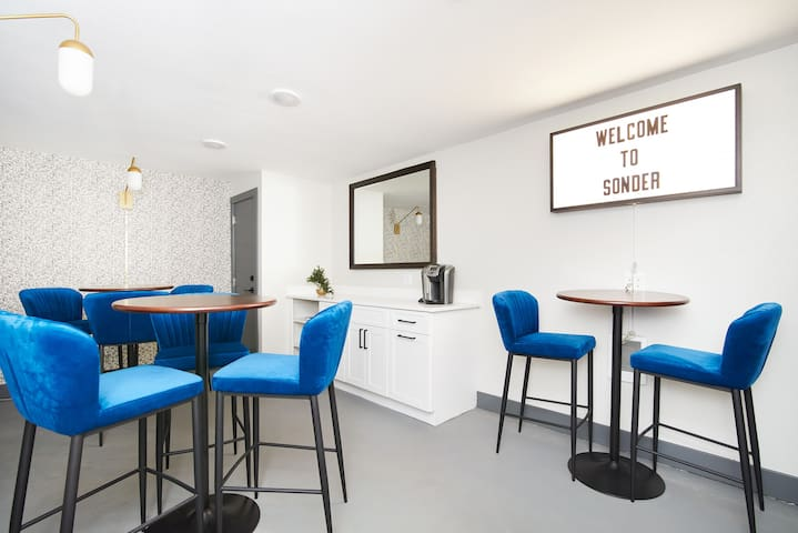 Sonder | The Essex | Desirable 1BR + Balcony