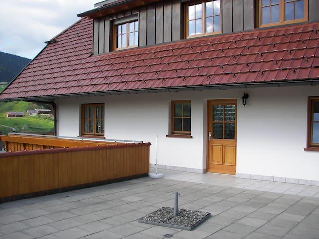 Kempfenhof 4401.1 - Oberharmersbach - Apartament