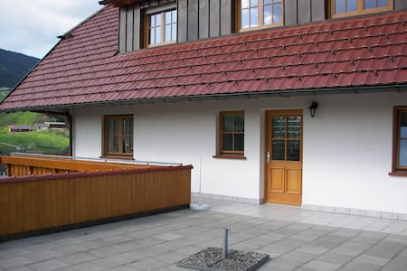 Kempfenhof 4401.1 - Oberharmersbach - Appartement