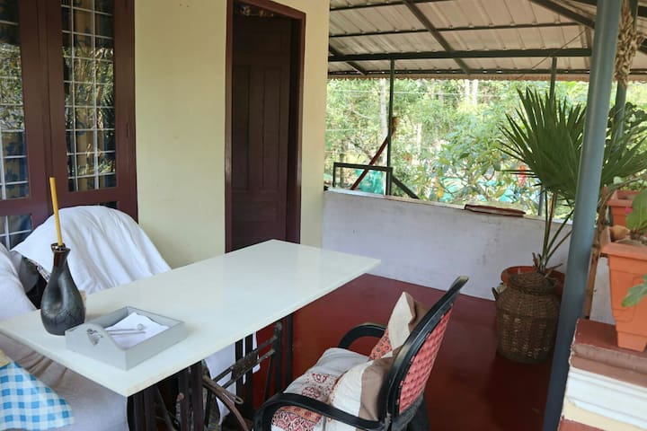 Private room with Balcony @MarariSeaGoldHomestay