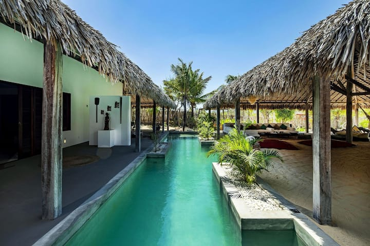 Cea036 - Beautiful house in Tatajuba