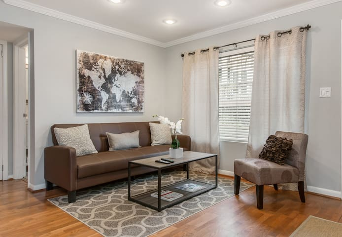 The Best Midtown Location by Piedmont Park $99