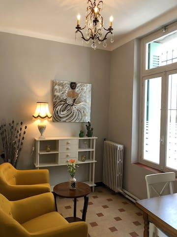 Apartment Jeanne