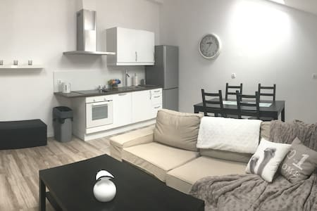 Luxury apartment in the city center! - Apartment