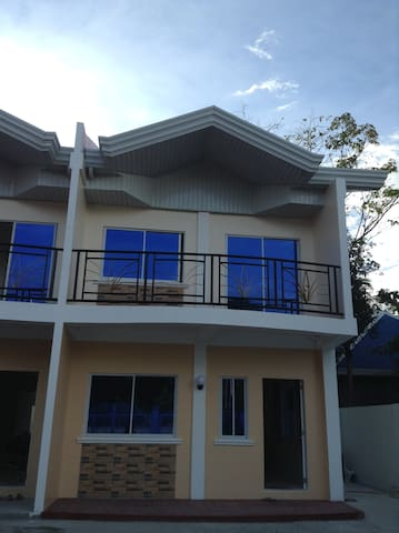 Townhouse for rent unfurnished in a gated complex