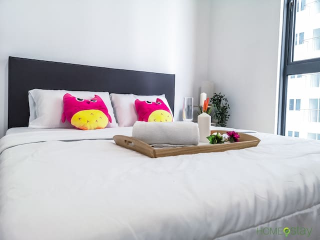 5 person@Kepong Comfy Homestay nearby Batu Caves