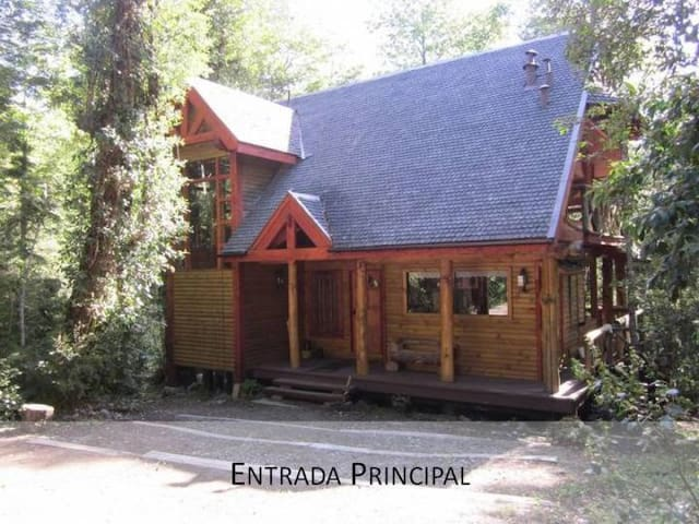 Hermosa Casa de Bosque Huilo Huilo