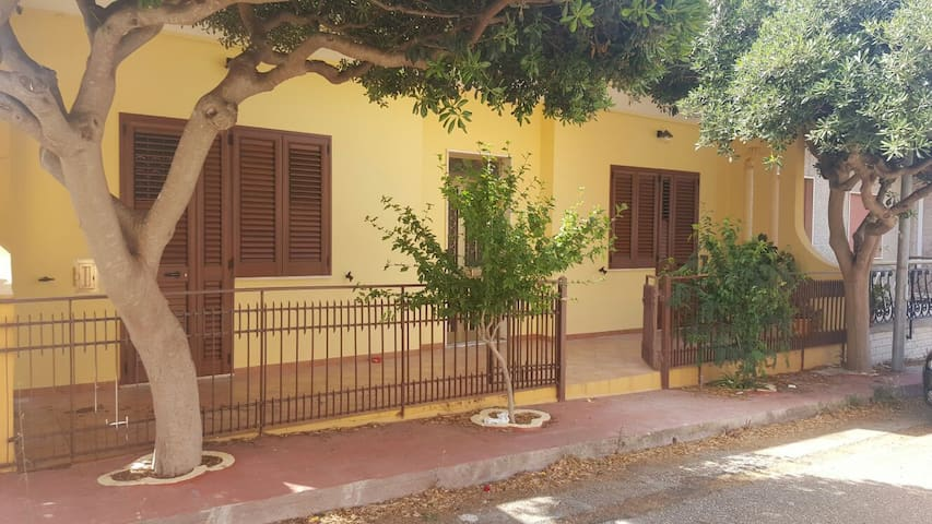 CASA IN S.MARIA AL BAGNO -NARDO'- VICINA GALLIPOLI