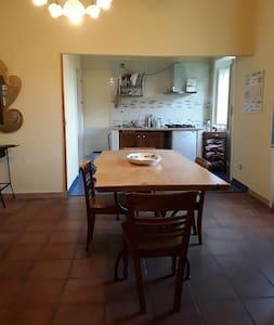 La casa di Emilio e Teresa