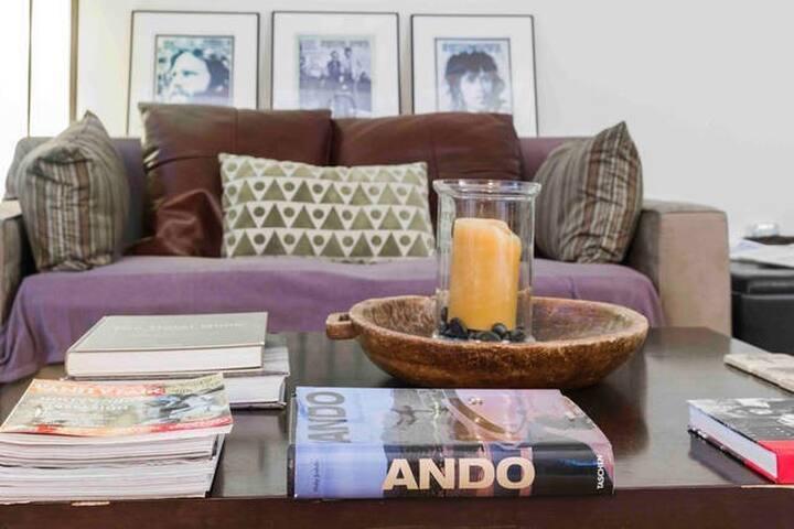 Sexy/Elegant Armani Casa loft.