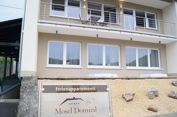 Erleben Sie die Mosel für bis zu 6 Personen - Neumagen-Dhron - Apartment