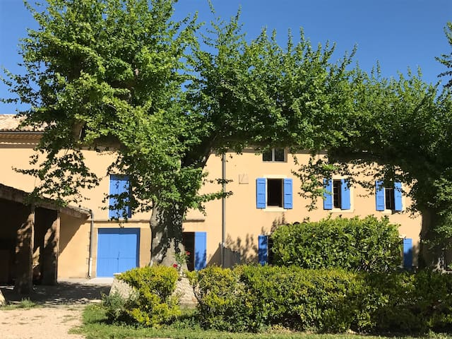 appartement dans un mas provençal - Le Thor - Daire