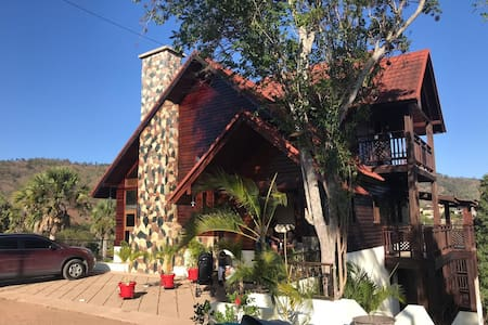 Villa (Cabaña) Ramos