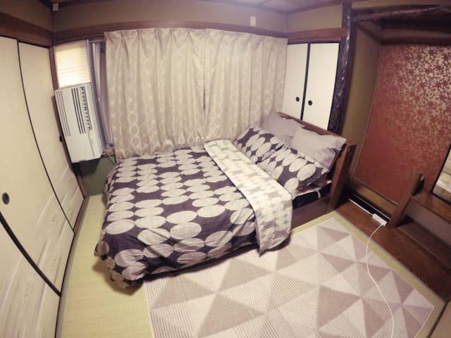 Good place to stop by at Osaka Naniwacho 1st #D