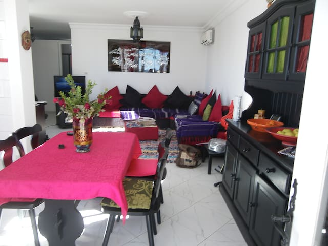 charmant appartement vue mer, djerba - Fatou - Apartment