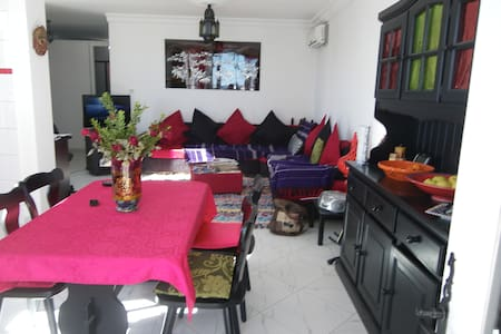 charmant appartement vue mer, djerba - Fatou
