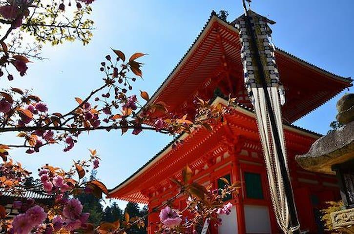 World heritage Kumano near here #2 - Hashimoto-shi - Ev