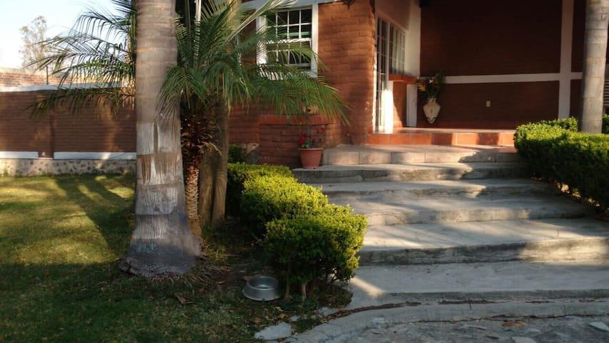 Casa de campo - Agua Escondida - House