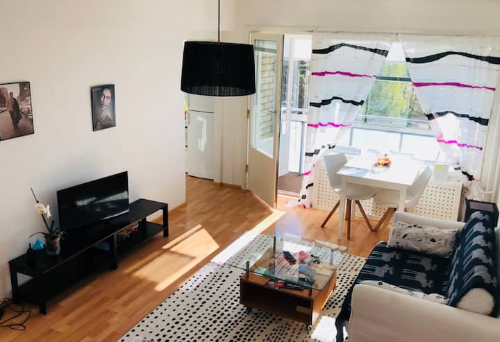 Central Studio Apartment