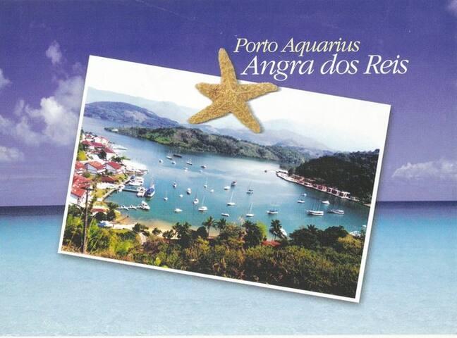 ANGRA DOS REIS - PORTO AQUARIUS FLAT