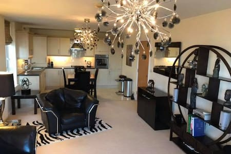 Luxury Apartment,North Belfast/Cavehill.Sleeps 2-6