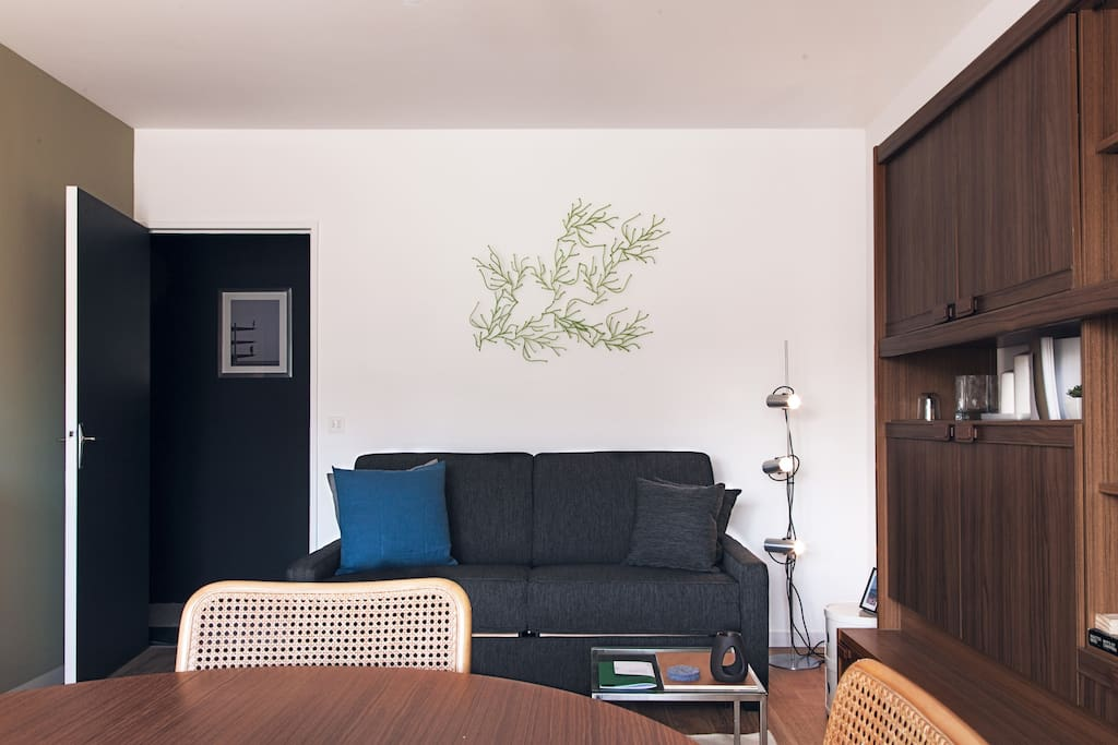 Salon design 70, algues Vitra.