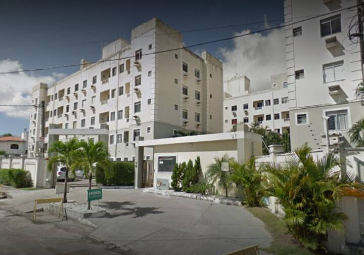 Apt 2 Qtos Aconchegante em Luciano Cavalcante