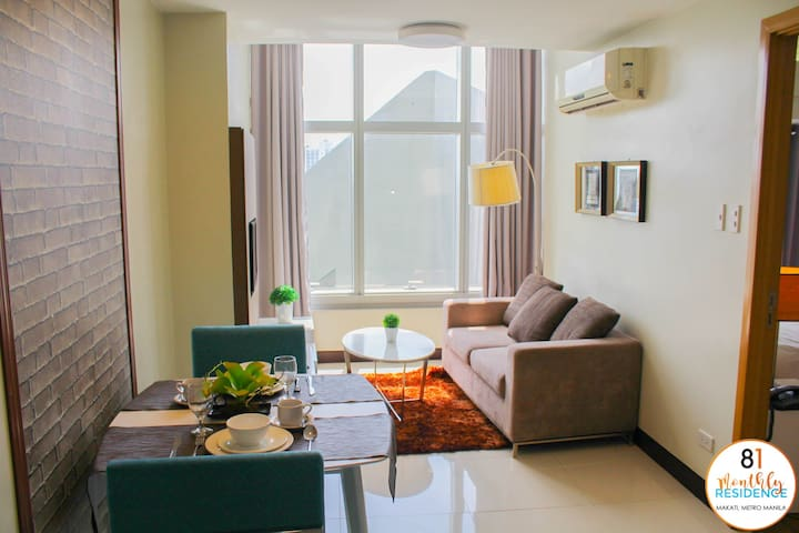 Monthly Residence One Central Makati