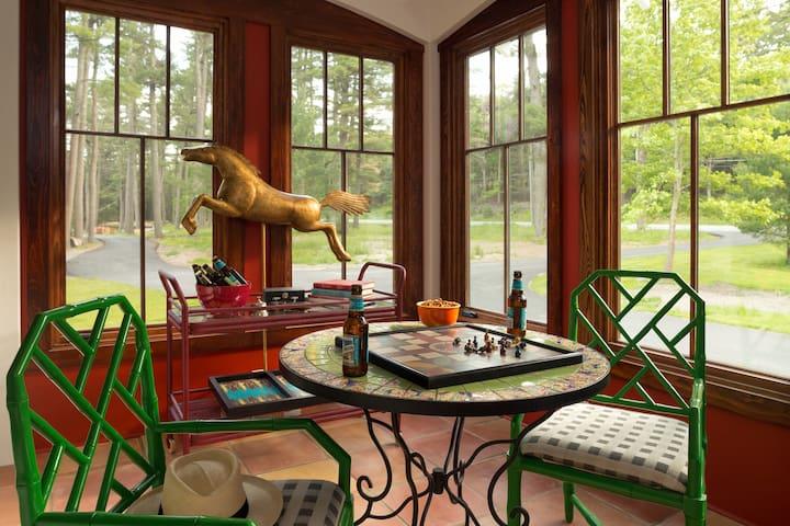 The Cottage in the Pines Queen Guestroom - Sparrow Bush - Wikt i opierunek