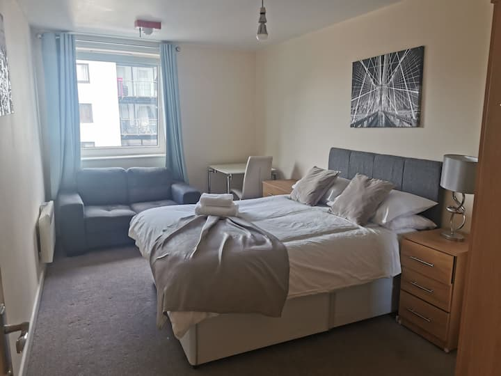Beautiful double room Limehouse 64MEDR2